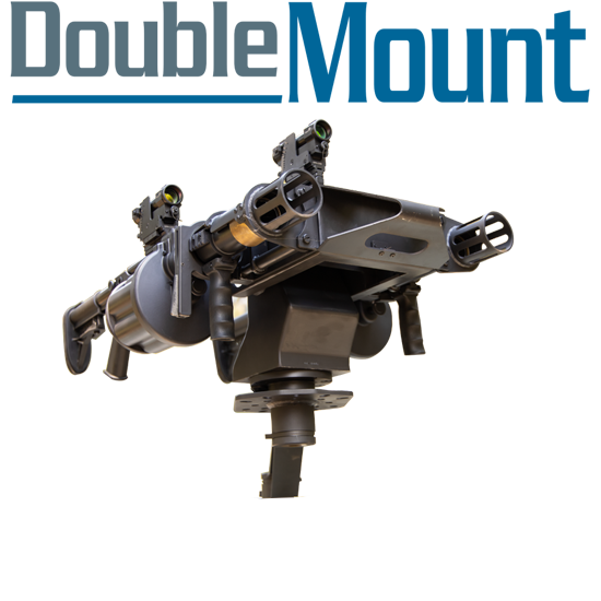 Rippel double mount